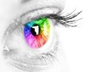 おしゃれを彩るカラーコンタクト、ずさんな使用法で失明の危機も