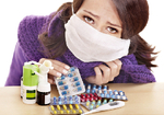 不要な抗菌薬服用や、服用の中断で、抗菌薬が効かなくなる多剤耐性菌の恐怖