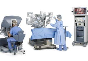 内視鏡手術支援ロボット「ダ・ヴィンチ」が活躍する 大腸がん、腎臓がん、子宮がん、肺がん