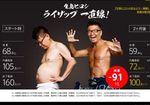 生島ヒロシ(64歳)が肉体改造に成功~中年の今こそカラダを変えろ!