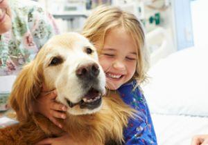 犬や家畜と暮らすと小児喘息が減る!? アニマルセラピーの効果は「心のケア」だけではない!