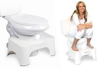 米国で大人気! トイレを<洋式から和式>に変えるグッズ登場~そのワケは「便秘の解消」