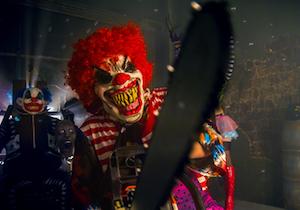 欧米で模倣犯続出の<殺人ピエロ>、渋谷・ハロウィン騒動はSNSで拡散された集団ヒステリー