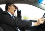 睡眠不足は飲酒運転と同じくらい危険! 事故リスクは睡眠4~5時間で4.3倍、4時間未満で11.5倍!