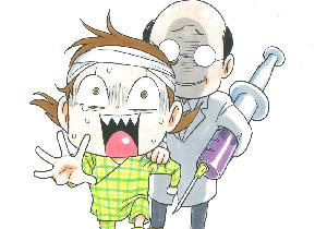 【マンガ連載】病名も教えない、患者の質問に無視&逆ギレ、最低病院&最低医師・ナース・薬剤師のオンパレード!