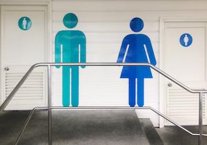 GENKINGさんも「性同一性障害」を公表~トランスジェンダーのトイレ論争に男性は不寛容?