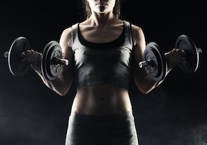 骨粗鬆症予防には「ウエイトトレーニング」を~ <荷重>が骨を強くする!