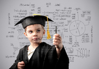 高齢の父親の息子は「ギーク度」が高い!学業優秀でキャリアも有望、特別な才能を持つ?