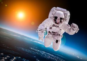 火星探査で発がんリスクが2倍! 宇宙線被曝で宇宙飛行士に起きる健康障害