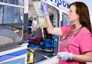 ドラマ『コード・ブルー』の舞台裏~ドクターヘリ搬送で救命率3割、社会復帰率1.5倍アップ