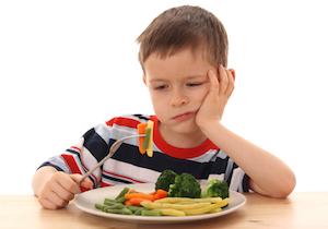 野菜の好き嫌いは「授乳期」で決定~<味覚の経験>は子宮にいる時から始まる!
