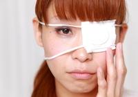 眼のケガの応急処置用ゲル材開発!眼のケガは自覚症状が軽くても診察を