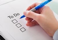 明日の「やることメモ」を書くとぐっすり眠れる~寝る前のTo-Doリストが不安を減らす