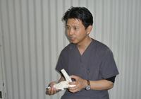 日本フットケアサービス㈱代表取締役社長 大平吉夫