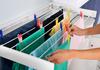 洗濯物の部屋干しの嫌なニオイの原因はコレ! 解決は洗濯機の掃除、乾燥、風通し……