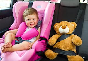 自動車のエアバッグで子どもが死亡!? 身を守る「チャイルドシート」の正しい装着とはの画像1