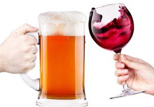 ビール、ワイン、日本酒好きに朗報! 酒類は糖尿病のリスクと関連性がないの画像1