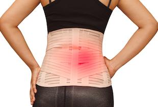 慢性的な腰痛では<コルセット依存症>に気をつけろ!  心理的な安心感から依存に……の画像1