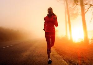 朝食前の運動が「脂肪」を燃やす! 満腹時に運動をしてもダイエットは効果なしの画像1