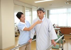 仮(連載):脳卒中は早く「リハビリテーション」を開始することが回復の早道!の画像1