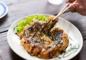肥満を招く「お好み焼き+ご飯」! W炭水化物の「主食重ね食べ」に警鐘の画像1