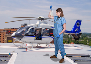 ドラマ『コード・ブルー』も絶好調! ドクターヘリなど「空」の救命搬送の多様化の画像1