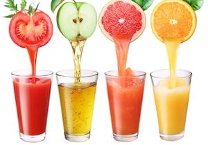 「果汁100%ジュース」は太る!食物繊維が豊富な果物そのものを食べたほうがダイエット効果ありの画像1