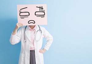 「2年以内に辞める」米国・医師の4人に1人が回答~「燃え尽き症候群」と「自己犠牲」の画像1