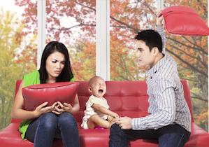 夫婦の約半数が「産後クライシス」を経験!原因は「産後の体調不調」「ホルモンの乱れ」「夫の無理解」などの画像1