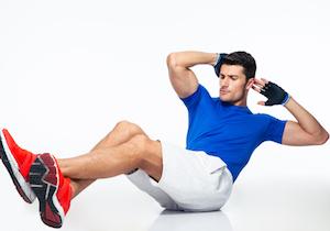 腰を痛める腹筋運動は時代遅れに...