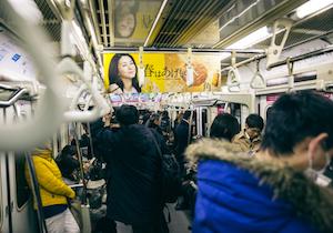 通勤通学で難聴に? 電車や駅の騒音が難聴を起こすレベルと判明の画像1