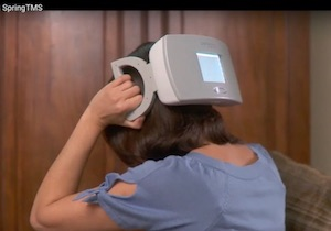 「片頭痛」を予防する最新装置の効果は? 磁気で脳の興奮を抑制 米食品医薬品局(FDA)も承認 の画像1