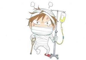 【マンガ連載】入院した大好きな彼がエロいナースに略奪!カネ儲けのために2歳児に点滴を強いる小児科医!の画像1