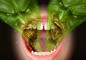 口臭対策グッズ、舌磨きは効果なし!  健康な人でも1日数回は口臭が強くなるの画像1